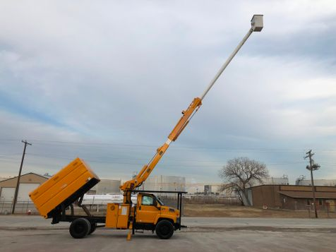2003 GMC C7500 FORESTRY BUCKET TRUCK  in Fort Worth, TX
