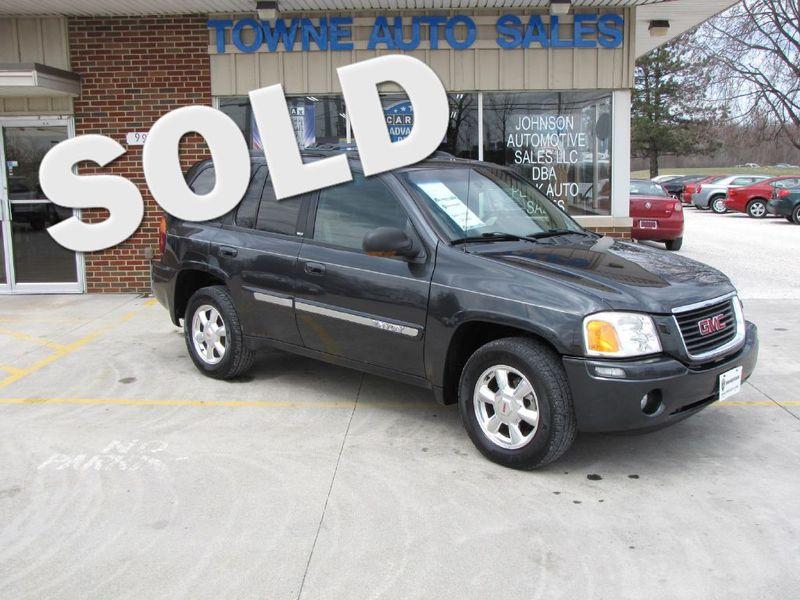 2003 GMC Envoy SLT | Medina, OH | Towne Cars in Medina OH