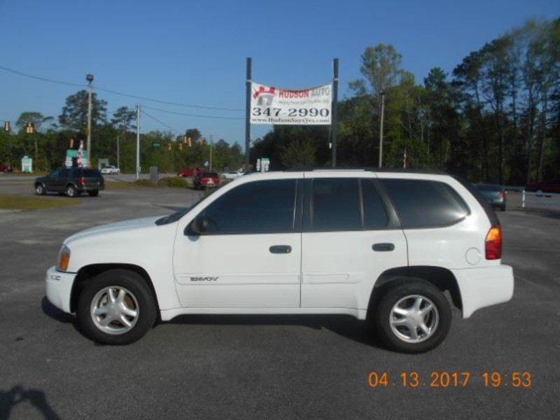 2003 GMC Envoy SLT in Myrtle Beach South Carolina
