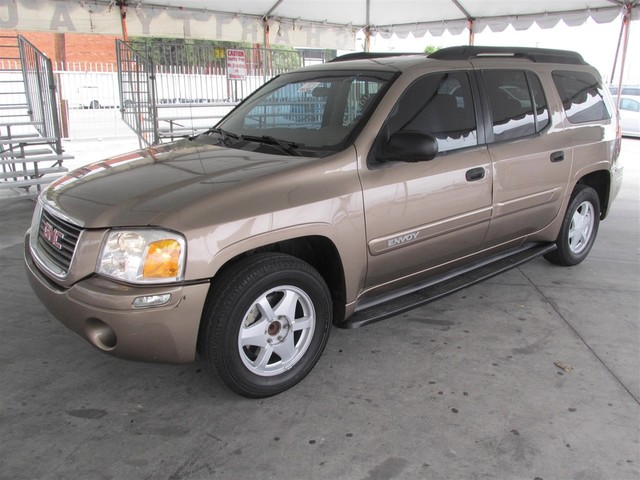 2003 GMC Envoy XL SLE This particular Vehicle comes with 3rd Row Seat Please call or e-mail to ch