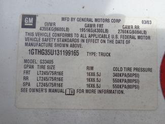 2003 GMC Savana Cargo Van Hoosick Falls, New York 7