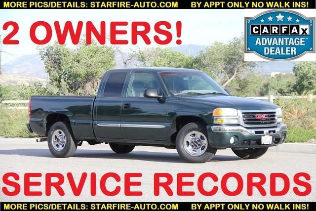 2003 GMC Sierra 1500 SLE Santa Clarita, CA 0