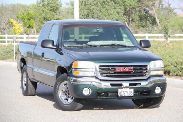 2003 GMC Sierra 1500 SLE Santa Clarita, CA 3