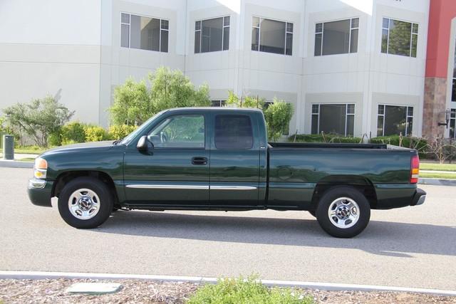 2003 GMC Sierra 1500 SLE Santa Clarita, CA 10