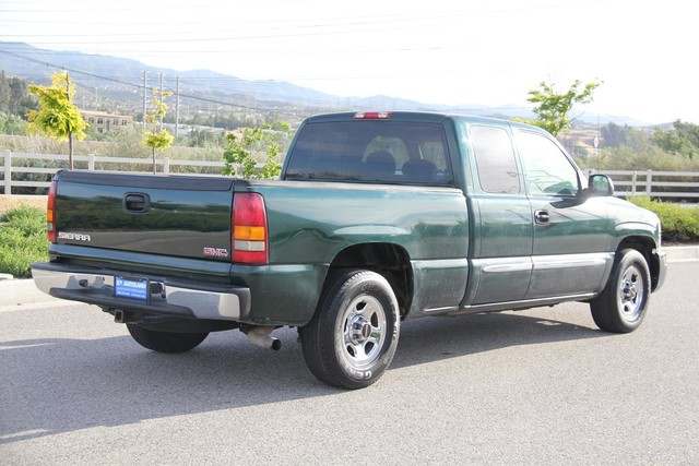 2003 GMC Sierra 1500 SLE Santa Clarita, CA 6