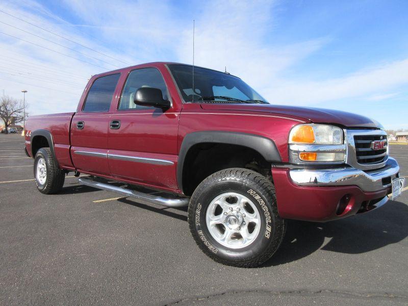 2003 GMC Sierra 1500HD SLT  Fultons Used Cars Inc  in , Colorado