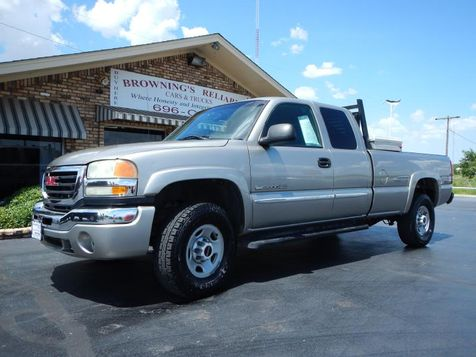 2003 GMC Sierra 2500HD SLE in Wichita Falls, TX