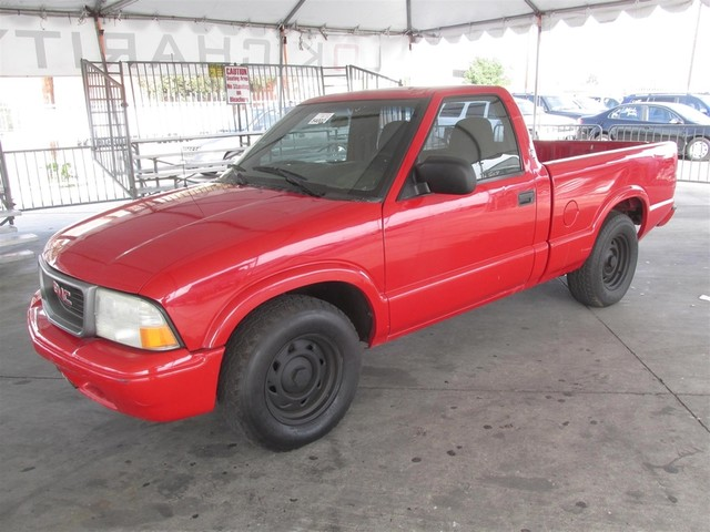 2003 GMC Sonoma SL Please call or e-mail to check availability All of our vehicles are availabl