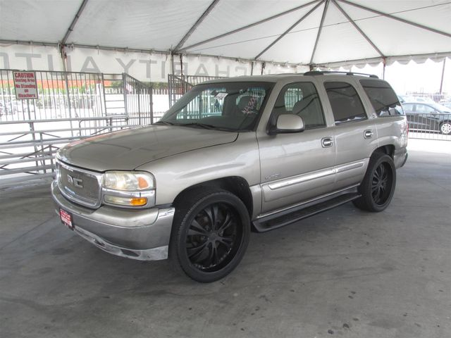 2003 GMC Yukon SLT This particular Vehicle comes with 3rd Row Seat Please call or e-mail to check