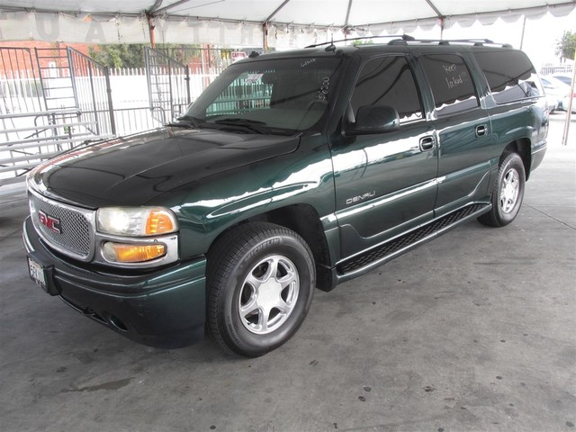 2003 GMC Yukon XL Denali This particular Vehicle comes with 3rd Row Seat Please call or e-mail to