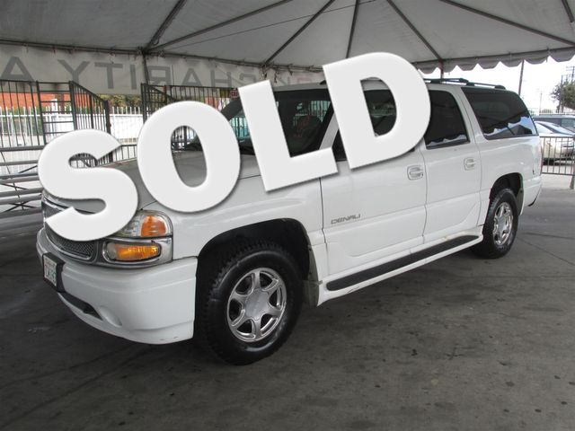 2003 GMC Yukon XL Denali Please call or e-mail to check availability All of our vehicles are av