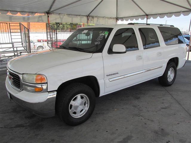 2003 GMC Yukon XL SLE This particular Vehicle comes with 3rd Row Seat Please call or e-mail to ch