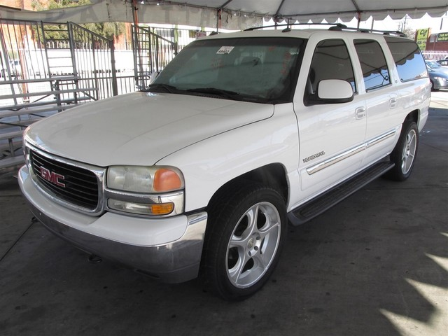 2003 GMC Yukon XL SLT This particular Vehicles true mileage is unknown TMU Please call or e-ma