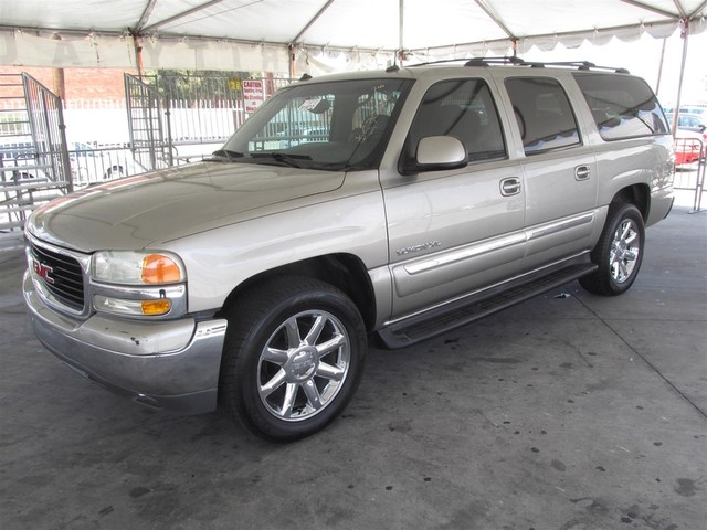 2003 GMC Yukon XL SLT This particular Vehicle comes with 3rd Row Seat Please call or e-mail to ch