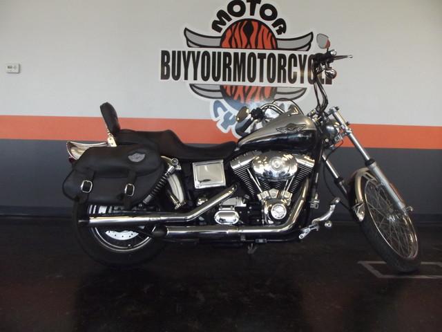 2003 Harley-Davidson DYNA  FXDWG WIDE GLIDE Arlington, Texas 0