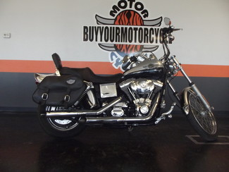 2003 Harley-Davidson DYNA  FXDWG WIDE GLIDE Arlington, Texas