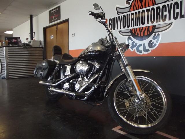 2003 Harley-Davidson DYNA  FXDWG WIDE GLIDE Arlington, Texas 2