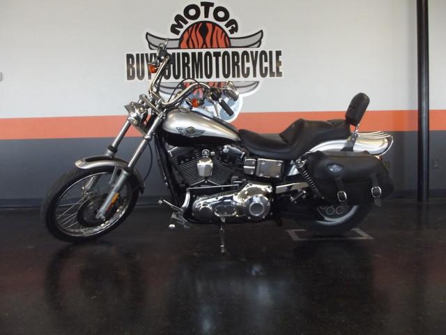 2003 Harley-Davidson DYNA  FXDWG WIDE GLIDE Arlington, Texas 13