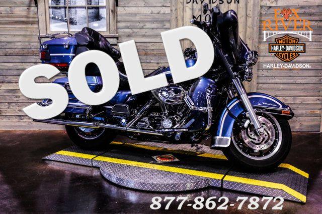 2003 Harley-Davidson ELECTRA GLIDE ANNIVERSARY ULTRA CLASSIC FLHTCU McHenry, Illinois 0