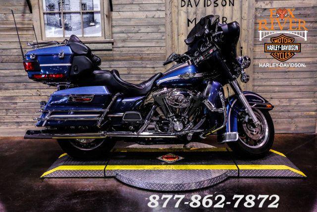 2003 Harley-Davidson ELECTRA GLIDE ANNIVERSARY ULTRA CLASSIC FLHTCU McHenry, Illinois 1