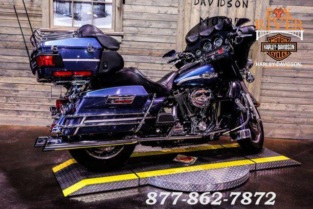 2003 Harley-Davidson ELECTRA GLIDE ANNIVERSARY ULTRA CLASSIC FLHTCU McHenry, Illinois 2
