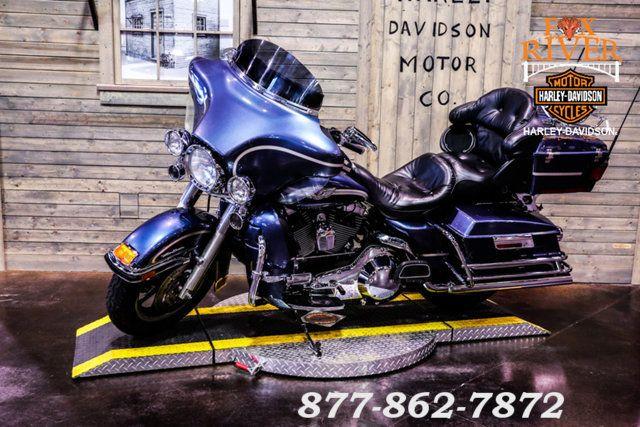 2003 Harley-Davidson ELECTRA GLIDE ANNIVERSARY ULTRA CLASSIC FLHTCU McHenry, Illinois 3