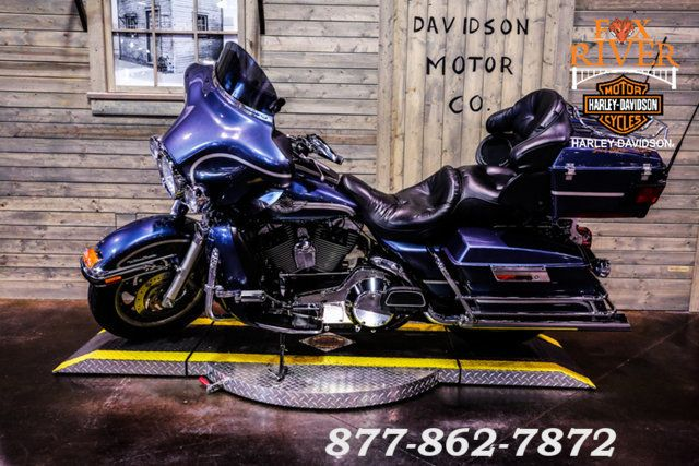 2003 Harley-Davidson ELECTRA GLIDE ANNIVERSARY ULTRA CLASSIC FLHTCU McHenry, Illinois 4