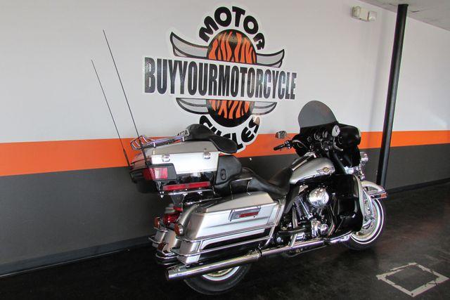 2003 Harley Davidson ELECTRA-GLIDE ULTRA CLASSIC Arlington, Texas 1