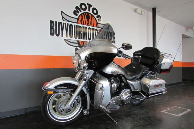 2003 Harley Davidson ELECTRA-GLIDE ULTRA CLASSIC Arlington, Texas 36
