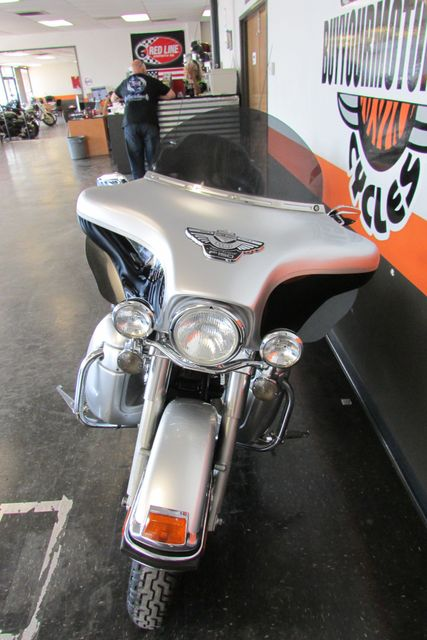 2003 Harley Davidson ELECTRA-GLIDE ULTRA CLASSIC Arlington, Texas 4