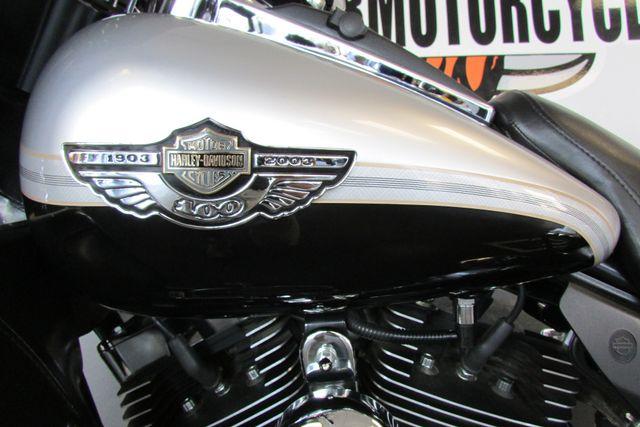 2003 Harley Davidson ELECTRA-GLIDE ULTRA CLASSIC Arlington, Texas 49