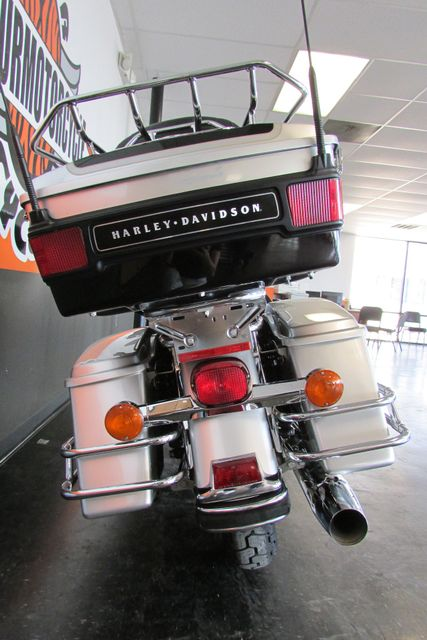 2003 Harley Davidson ELECTRA-GLIDE ULTRA CLASSIC Arlington, Texas 8