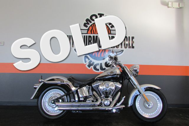 2003 Harley Davidson  SOFTAIL FAT BOY (Anniv) Arlington, Texas 0