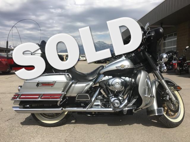 2003 Harley-Davidson  FLHTCUI Ultra Classic Electra Glide Ogden, Utah 0