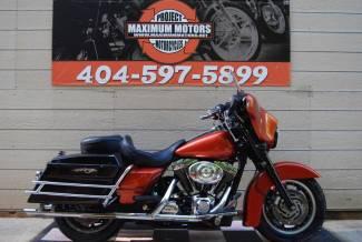 2003 Harley Davidson FLHTPI Electra Glide Police Jackson, Georgia