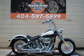2003 Harley Davidson FLSTF Fatboy Jackson, Georgia