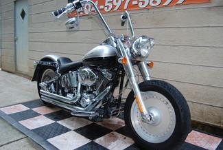 2003 Harley Davidson FLSTF Fatboy Jackson, Georgia 2