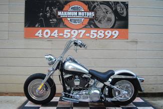 2003 Harley Davidson FLSTF Fatboy Jackson, Georgia 6