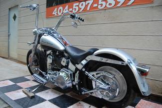 2003 Harley Davidson FLSTF Fatboy Jackson, Georgia 8