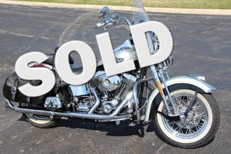 2003 Harley Davidson HERITAGE SPRINGER SOFTAIL in Batavia IL