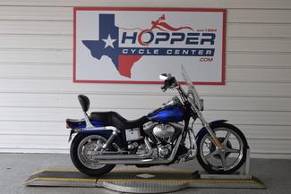 2003 Harley-Davidson FXDWG Dyna Wide Glide in , TX