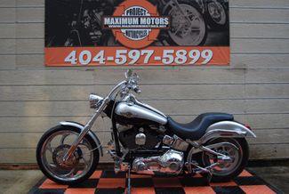 2003 Harley Davidson FXSTD Softail Deuce Jackson, Georgia 7