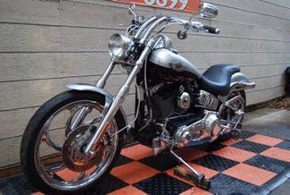 2003 Harley Davidson FXSTD Softail Deuce Jackson, Georgia 8