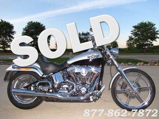 2003 Harley-Davidson FXSTDI SOFTAIL DEUCE ANNIVERSARY DEUCE FXSTDI McHenry, Illinois