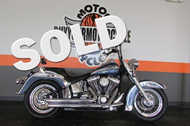 2003 Harley Davidson HERITAGE SOFTAIL CLASSIC (ANNIV) Arlington, Texas 0