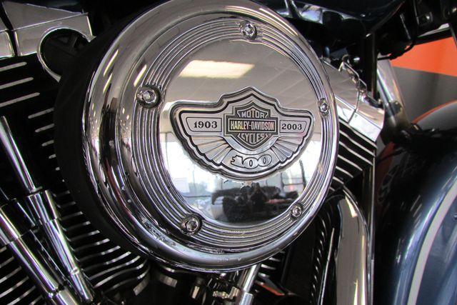 2003 Harley Davidson HERITAGE SOFTAIL CLASSIC (ANNIV) Arlington, Texas 18
