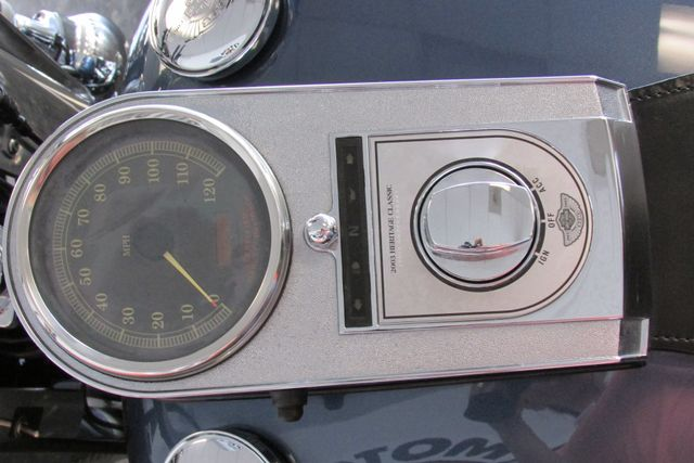 2003 Harley Davidson HERITAGE SOFTAIL CLASSIC (ANNIV) Arlington, Texas 27