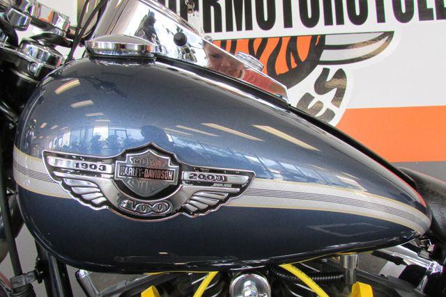 2003 Harley Davidson HERITAGE SOFTAIL CLASSIC (ANNIV) Arlington, Texas 45