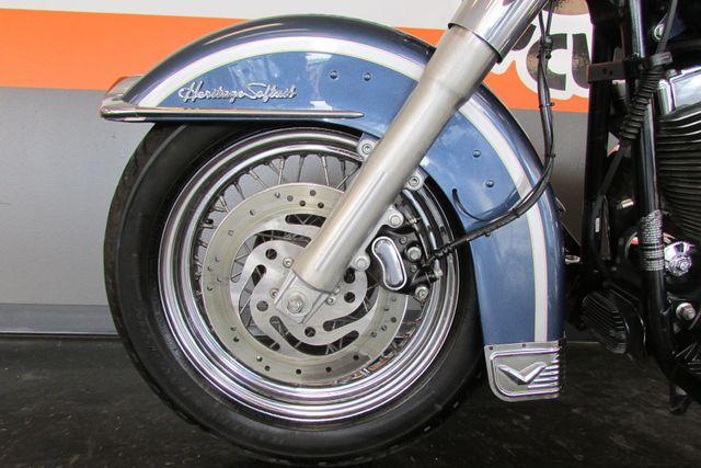 2003 Harley Davidson HERITAGE SOFTAIL CLASSIC (ANNIV) Arlington, Texas 48