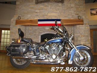 2003 Harley-Davidson HERITAGE SOFTAIL FLSTC 100TH ANNIVERSARY HERITAGE SOFTAIL McHenry, Illinois